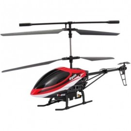 image of ATTOP YD615 REMOTE CONTROLLED HELICOPTER (RED) 0