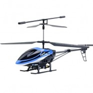 image of ATTOP YD615 REMOTE CONTROLLED HELICOPTER (BLUE) 0