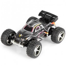 image of L929 5CH 2.4G HIGH SPEED REMOTE CONTROL VEHICLE WITH ROAD-BLOCK 10.5 x 8.2 x 4 cm
