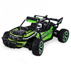 image of GS04B X - KNIGHT 1 : 18 2.4G 4 WHEEL DRIVE BIG FOOT RC SPEED BUGGY (GREEN) 38.00 x 23.00 x 21.50 cm