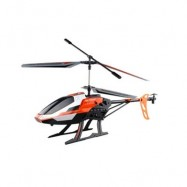 image of ATTOP 938 REMOTE CONTROLLED HELICOPTER (ORANGE) 0
