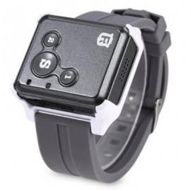 image of RF-V16 REAL-TIME GSM GPRS GPS TRACKER SOS COMMUNICATOR EMERGENCY LOCATOR FOR KIDS ELDERLY (BLACK) -