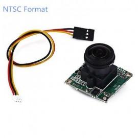 image of FISH-EYE CCTV HD WIDE-ANGLE SENSOR 360 DEGREE 5MP CAMERA ACCESSORY FOR H250 280 330 - NTSC FORMAT (BLACK) -