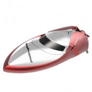 image of TKKJ H106 2.4G HIGH SPEED RC BOAT 7.4V 600MAH BATTERY / LCD DISPLAY REMOTE CONTROLLER (RED) 0