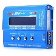 image of GENUINE SKYRC IMAX B6 MINI BALANCE CHARGER / DISCHARGER FOR RC AEROMODELLING BATTERY (BLUE) -