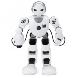 image of INTELLIGENT RC ROBOT 2.4G DANCING BATTLE MODEL TOY CHRISTMAS GIFT FOR KIDS 45.50 x 32.00 x 13.50 cm