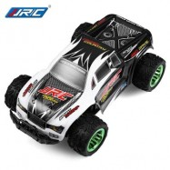 image of JJRC Q35 1:26 MINI BRUSHED OFF-ROAD RC MONSTER TRUCK RTR 30KM/H+ FAST SPEED / ALUMINUM ALLOY CHASSIS (BLACK) -