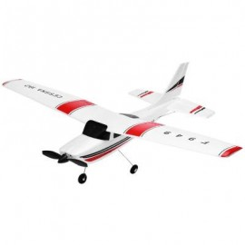 image of WLTOYS F949 CESSNA 182 2.4G 3CH RC AIRCRAFT FIXED-WING RTF AIRPLANE (WHITE) -