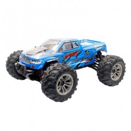 image of XINLEHONG TOYS 9130 1:16 BRUSHED OFF-ROAD RC CAR RTR 4WD 32KM/H FAST SPEED (BLUE) 0