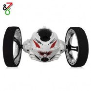 image of PAIERGE PEG - 88 2.4GHZ REMOTE CONTROL BOUNCE CAR (WHITE) 0