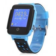 image of TENCENT QQ C002 CHILDREN SMART WATCH TELEPHONE (BLUE) 0