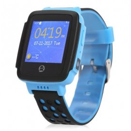 image of TENCENT QQ C002 CHILDREN SMART WATCH TELEPHONE (BLUE) 0