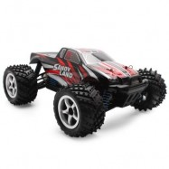 image of PXTOYS 9300 1:18 4WD RC RACING CAR RTR 40KM/H / 2.4GHZ FULL PROPORTIONAL CONTROL (RED) -