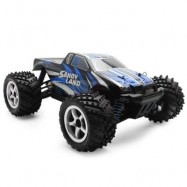 image of PXTOYS 9300 1:18 4WD RC RACING CAR RTR 40KM/H / 2.4GHZ FULL PROPORTIONAL CONTROL (BLUE) -