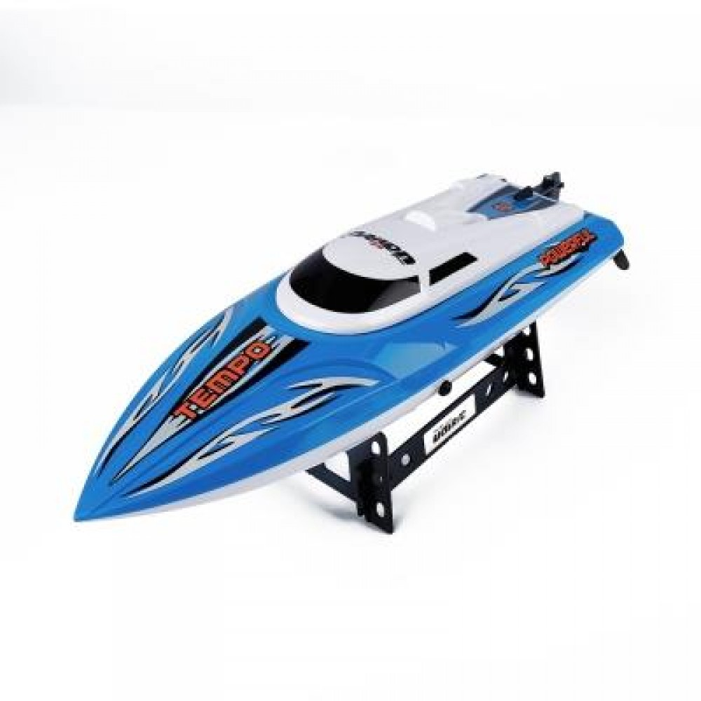 UDI 002 2.4G HIGH SPEED RC BOAT WITH WATER COOLING SYSTEM BRUSHED MOTOR (BLUE) -