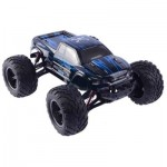 9115 1 / 12 SCALE 2.4G 4CH RC TRUCK CAR TOY WITH 2 - WHEEL DRIVEN ELECTRIC RACING TRUGGY (BLUE) -
