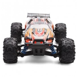 image of PXTOYS 9302 1:18 OFF-ROAD RC RACING CAR RTR 40KM/H / 2.4GHZ 4WD / STEERING SERVO (ORANGE) -