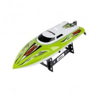 image of UDI 002 2.4G HIGH SPEED RC BOAT WITH WATER COOLING SYSTEM BRUSHED MOTOR (GREEN) -