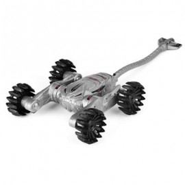 image of CLIMBING CAR RTR 2.4GHZ 4WD WITH TAIL LED EYES FOR OUTDOOR RUNNING 75.00 x 35.00 x 11.00 cm