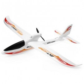 image of WLTOYS F959 SKY KING 2.4G 3CH RC AIRCRAFT WINGSPAN RTF AIRPLANE (ORANGE) US PLUG