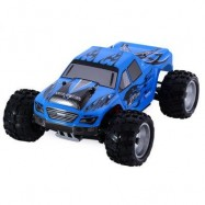 image of WLTOYS A979 1/18 SCALE 4WD 2.4GHZ RC TRUCK RACING 50KMH HIGH SPEED CAR MODEL (BLUE) -