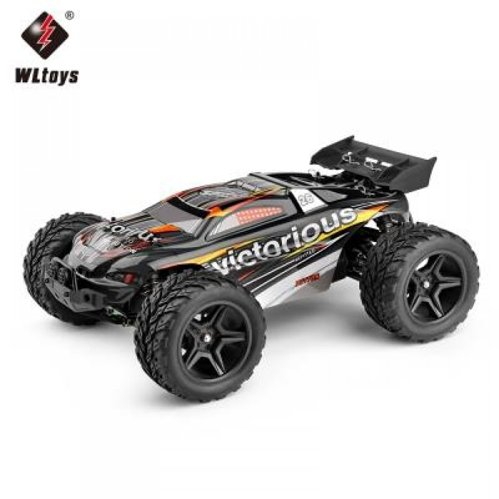 WLTOYS A333 1:12 SCALE 4CH 2.4G 2WD 35KM/H HIGH SPEED REMOTE CONTROL COMPETITION CAR RTR (GRAY) -