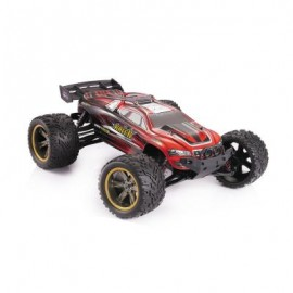 image of S912 1:12 SCALE 4CH 2.4G 40KM/H REMOTE CONTROL SHORT TRUCK OFF-ROAD CAR (RED) 58.00 x 37.00 x 53.00 cm