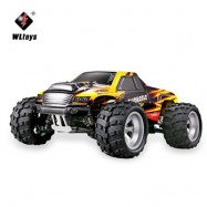 image of A979 - A 1:18 SCALE 2.4G 4WD HIGH SPEED 40KM/H RC MONSTER TRUCK VEHICLE CAR 25.30 x 20.00 x 11.50 cm