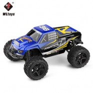 image of A323 1:12 SCALE 4CH 2.4G 2WD 30KM/H HIGH SPEED REMOTE CONTROL COMPETITION CAR 38.00 x 27.50 x 19.00 cm