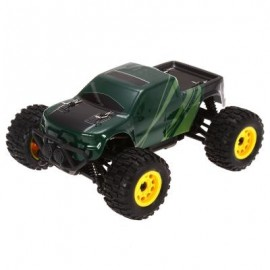 image of GPTOYS S608 26KM/H 1:24 FULL PROPORTIONAL 2CH 2.4GHZ 4WD BRUSHED RC RACING CAR (GREEN) -