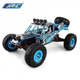 image of JJRC Q39 HIGHLANDER 1:12 4WD RC DESERT TRUCK RTR 35KM/H+ FAST SPEED / 1KG HIGH-TORQUE SERVO / 7.4V 1500MAH LIPO (BLUE) -
