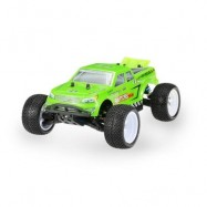image of ZD RACING TX - 16 1/16 4WD OFF-ROAD TRUCK RTR WITH 2.4G 3CH REMOTE CONTROL (LIGHT GREEN) 0