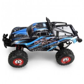 image of FEIYUE FY - 05 1 : 12 FULL SCALE 4WD 2.4G 4 CHANNEL HIGH SPEED CROSSING CAR OFF ROAD RACER (BLUE) -