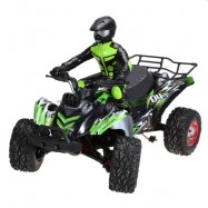 image of FY - 04 1 / 12 FULL SCALE 4WD 2.4G 4 CHANNEL HIGH SPEED CROSSING CAR OFF ROAD RACER 43.00 x 25.00 x 29.00 cm