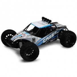 image of DHK HOBBY 8142 1:10 2.4GHZ 2WD BRUSHED RC CLIMBING CAR RTR 35KM/H / 30-DEGREE SLOPE CLIMBING / WATERPROOF ESC (GRAY) -