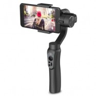 image of ZHIYUN SMOOTH Q 3-AXIS MOBILE PHONE STABILIZER FOR SMARTPHONE GOPRO 3 / 4 / 5 (JET BLACK) -