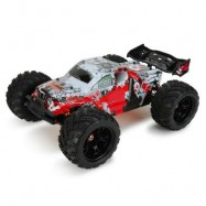 image of DHK HOBBY 8384 1:8 4WD OFF-ROAD RACING TRUCK RTR 70KM/H / WHEELIE / HIGH-TORQUE SERVO (COLORMIX) -