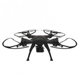 image of AOSENMA CG037 CYCONE BRUSHLESS DUAL GPS QUADCOPTER RTF WITH 1080P WIFI FPV CAMERA (BLACK) 0