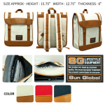 SGB06 SUN GLOBAL LAPTOP / SCHOOL / TRAVEL / CLIMBING BACKPACKS
