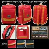 image of SGB08 SUN GLOBAL LAPTOP / SCHOOL / TRAVEL / CLIMBING BACKPACKS