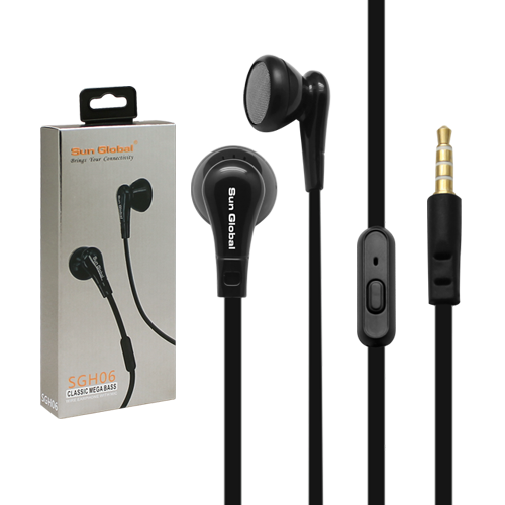 SGH06 SUN GLOBAL BASE HANDFREE