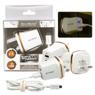 image of SGT06 SUN GLOBAL ADAPTER+CHARGER CABLE