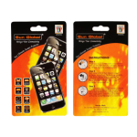 SUNGLOBAL SCREEN PROTECTOR - BLACK BERRY 8520