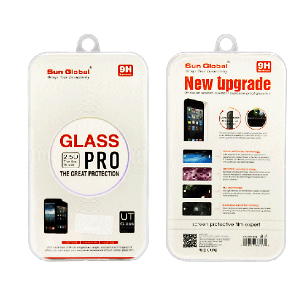 SUNGLOBAL SCREEN PROTECTOR TEMPERED GLASS - SAMSUNG G.S3/I9300