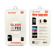 image of SUNGLOBAL SCREEN PROTECTOR TEMPERED GLASS - I PHONE 5/5S