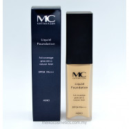 image of MC Collection Liquid Foundation spf 34PA+++