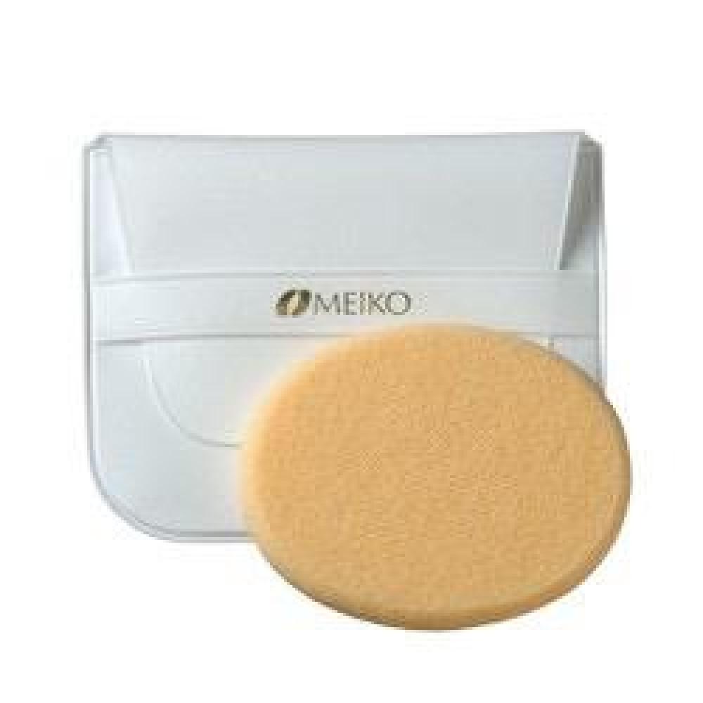 Meiko Cosmetics Summer Cake Dedicated Sponge (With Mobile Case)