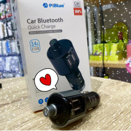 image of Car Bluetooth Quick Charge charger