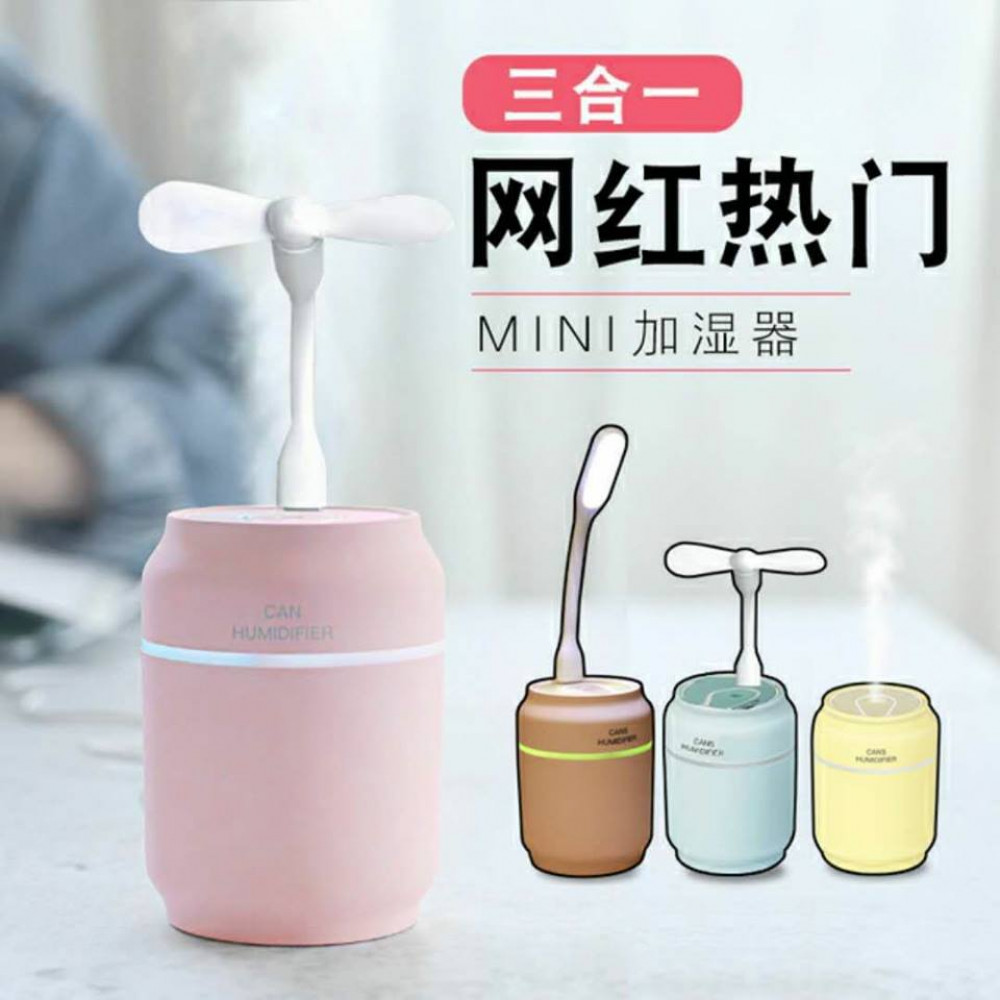 3in1 Can Humidifier