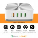 LDNIO Qualcomm Quick Charge QC 3.0 8 USB Port Adapter